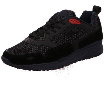 KangaROOS Sneaker LowUltimate OG DSOM schwarz