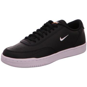 Nike Sneaker LowCOURT VINTAGE - CJ1676-001 schwarz