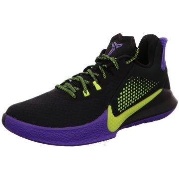 Nike HallenschuheMamba Fury Basketball Shoe - CK2087-003 schwarz
