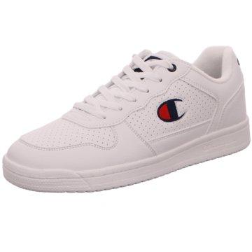 Champion Sneaker LowChicago Low Women weiß
