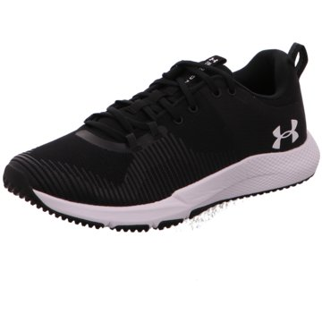 Under Armour Trainingsschuhe CHARGED ENGAGE TRAININGSSCHUHE - 3022616 schwarz