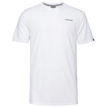 Head T-ShirtsCLUB TECH T-SHIRT M - 811349 weiß