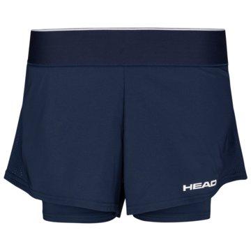 Head TennisshortsROBIN SHORTS W - 814351 blau