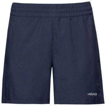 Head TennisshortsCLUB SHORTS W - 814379 blau