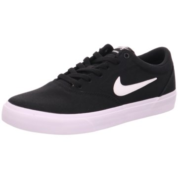 Nike Sneaker LowNike SB Charge Canvas Men's Skate Shoe - CD6279-002 schwarz