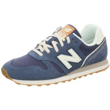 New Balance Sneaker LowML373SN2 - ML373SN2 blau