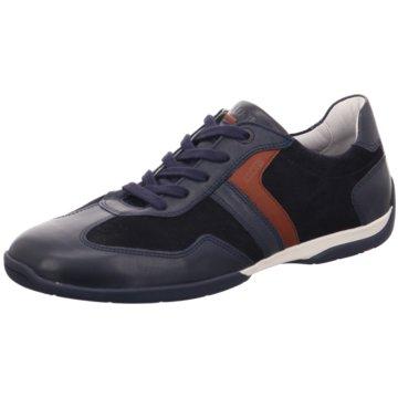 Lloyd Sportlicher SchnürschuhSneaker blau