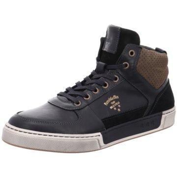 Pantofola d` Oro Sneaker High schwarz