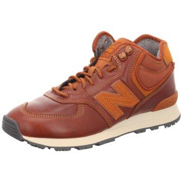New Balance Sneaker HighMH574 D braun