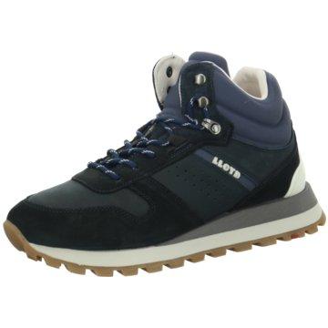 Lloyd Sneaker High blau