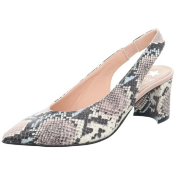 Maripé Slingpumps animal