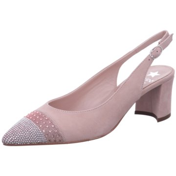 Maripé Top Trends Pumps rosa