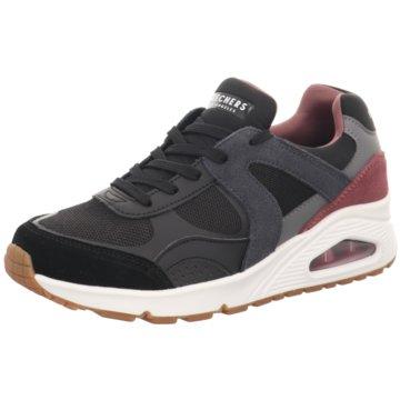 Skechers Sneaker LowUno Super Fresh schwarz