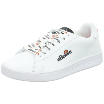 Ellesse Top Trends Sneaker weiß