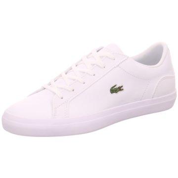 Lacoste Sneaker LowLerond BL weiß