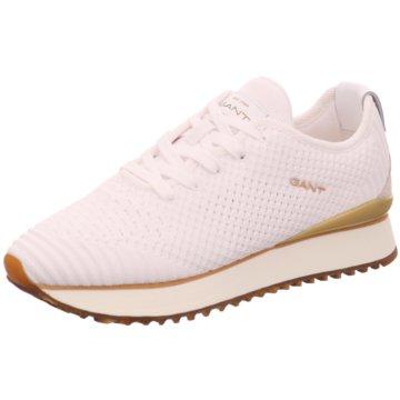 Gant Sneaker LowBevinda weiß