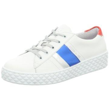 Cycleur de Luxe Plateau Sneaker weiß