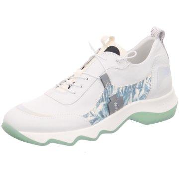 Donna Carolina Sneaker weiß