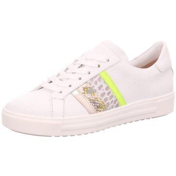 Maripé Sneaker Low weiß
