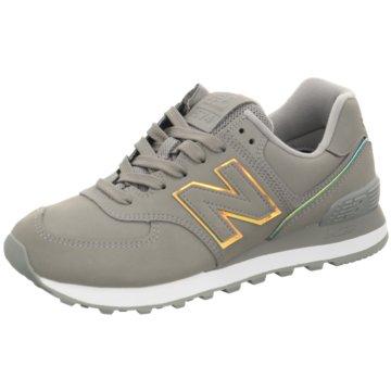 New Balance Sneaker LowWL574 B - 819581-50 grau