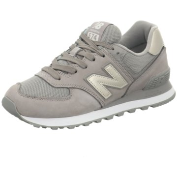New Balance Sneaker Low574 B Women grau