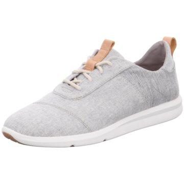 TOMS Sneaker World grau
