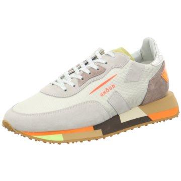 Ghoud Sneaker Low grau