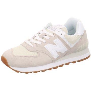 New Balance Sneaker Low574 beige