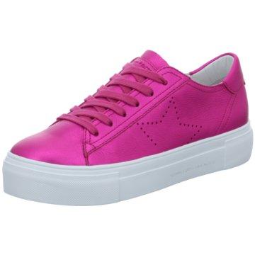 Kennel + Schmenger Plateau Sneaker pink