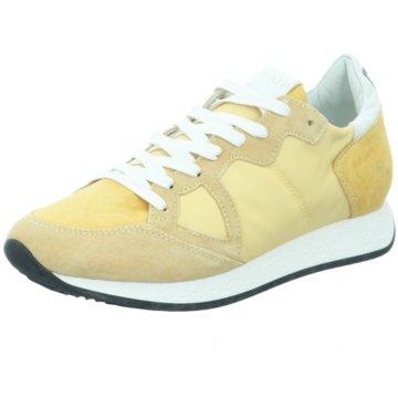 Philippe Model Sneaker Low gelb