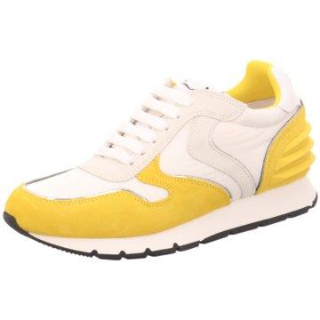 Voile Blanche Sneaker Low gelb