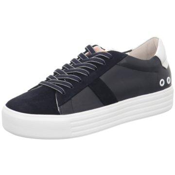 Kennel + Schmenger Sneaker Low blau