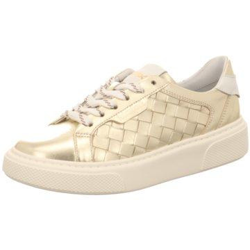 Maripé Sneaker gold
