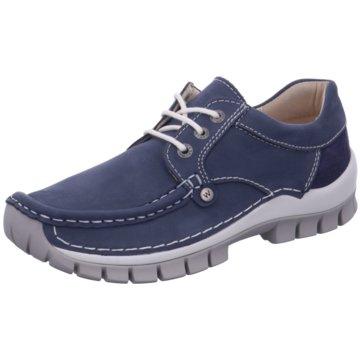 Sneaker 04708 10820 Komfort Mokassin von Wolky