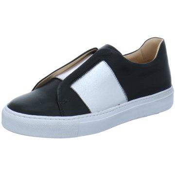 MaiMai Sportlicher Slipper schwarz