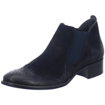 Paul Green Chelsea Boot7358 blau