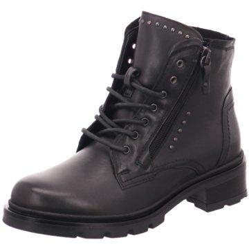 Think Boots schwarz