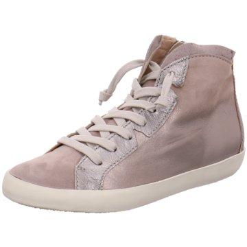 Donna Carolina Sneaker High rosa