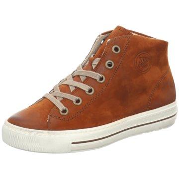 Paul Green Sneaker HighSneaker braun