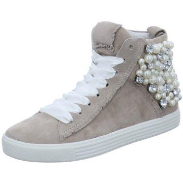 Kennel + Schmenger Sneaker High braun