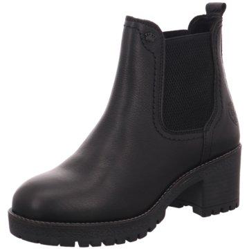 Black Chelsea Boot schwarz