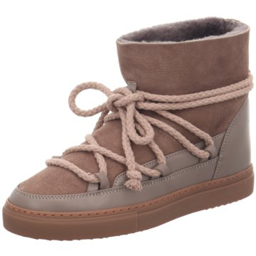 INUIKII WinterbootSneaker Classic beige
