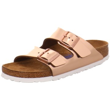 Birkenstock Top Trends Pantoletten gold