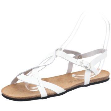 Esprit Komfort Sandale weiß