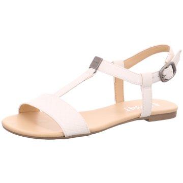 Esprit Sandale weiß
