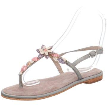 Alma en Pena Top Trends Sandaletten grau