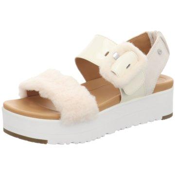 UGG Australia Sandalette beige