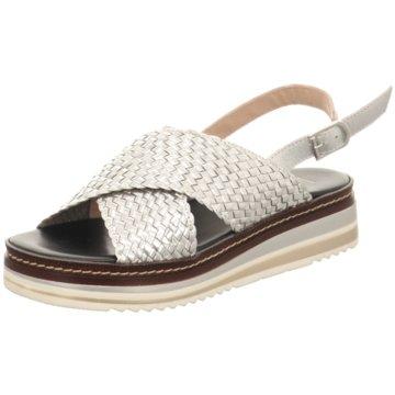 Kess Top Trends Sandaletten silber