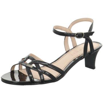 Esprit RiemchensandaletteBirkin Sandal schwarz