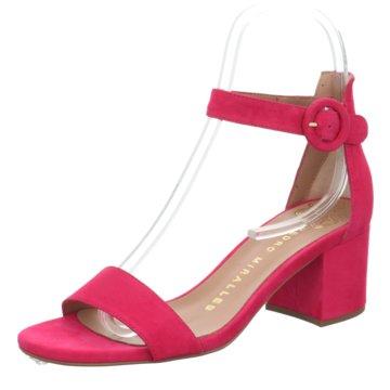 Pedro Miralles Riemchensandalette pink
